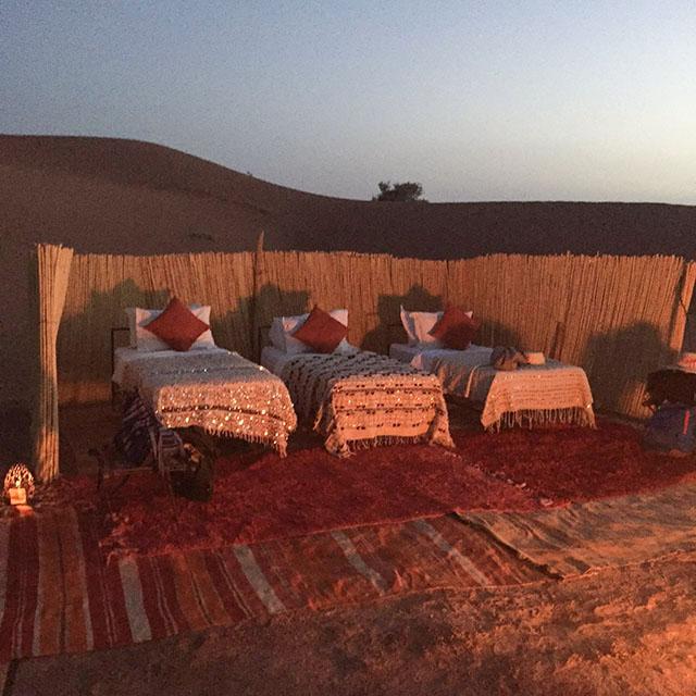 Summer Sahara Desert tours from Marrakech - 4-day   Erg ...