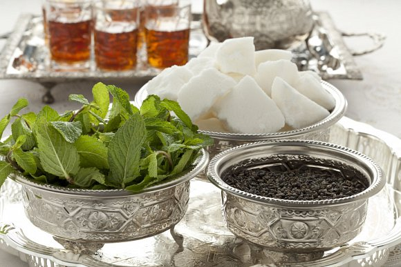 The Introduction of Tea to Morocco